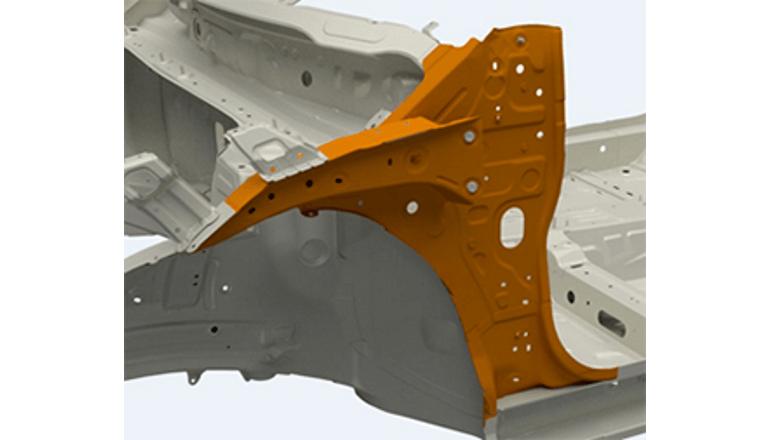 自動車車体における部品形状最適化技術を開発、スズキが採用