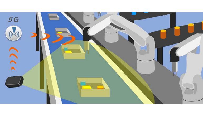 スマートファクトリー、5G通信で産業用ロボットを制御