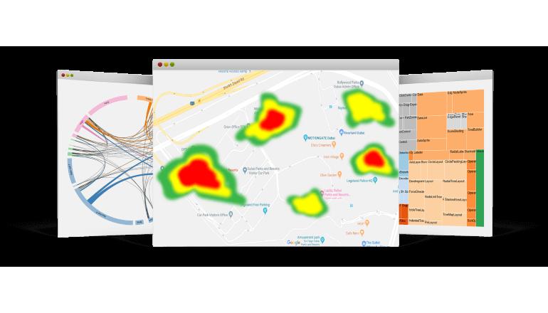 Wi-Fi経由の位置情報を活用するクラウドでDXを支援