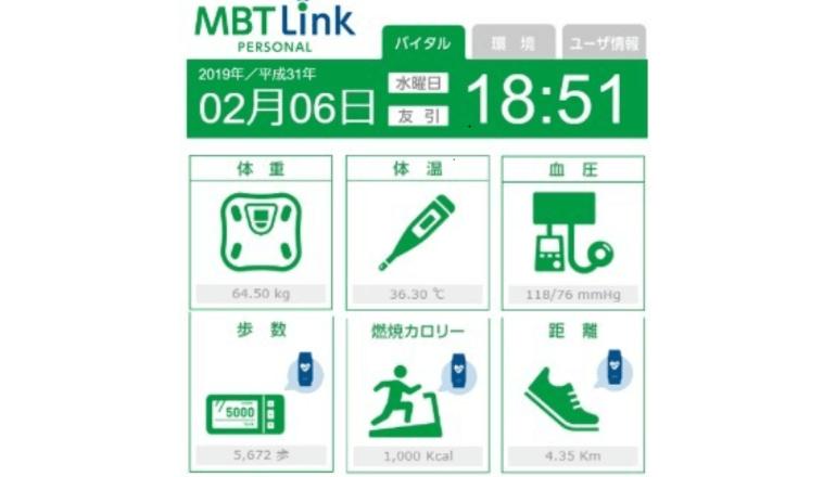 日常の健康管理に役立つヘルスケアサービスの実証実験、奈良市内で実施