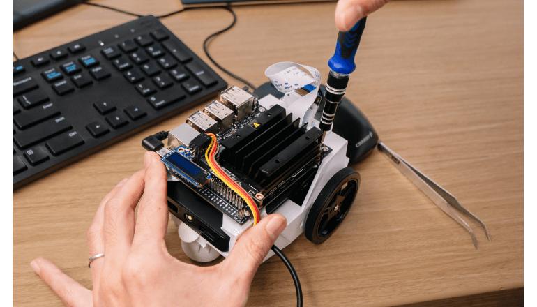 あらゆるAIモデルに対応する「NVIDIA CUDA-X AI コンピューター」を発表