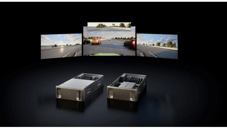 自律走行車を仮想環境で検証するための「NVIDIA DRIVE Constellation」の提供を開始