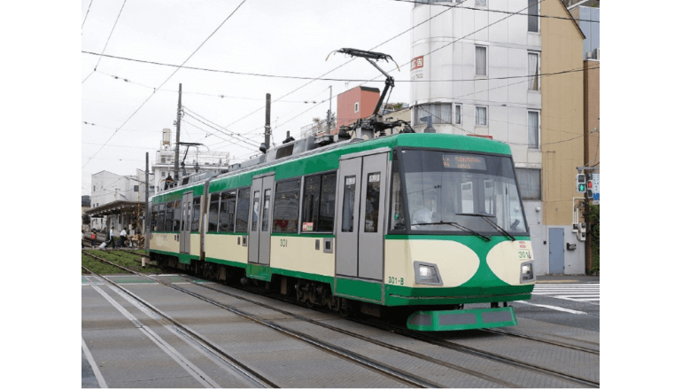 本邦初、CO2ゼロエミッションの都市型通勤電車がゆく