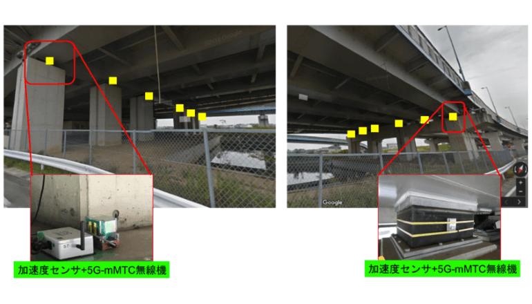 5Gで高速道路の落下物や逆走車、渋滞、橋の異常等を検知する