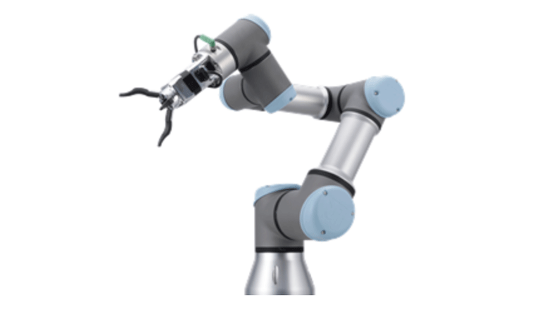 さまざまな手作業を自動化、協働ロボットプラットフォームにて