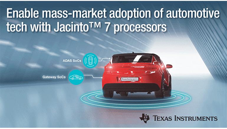 ADASを強化かつ車載テクノロジを進化させる