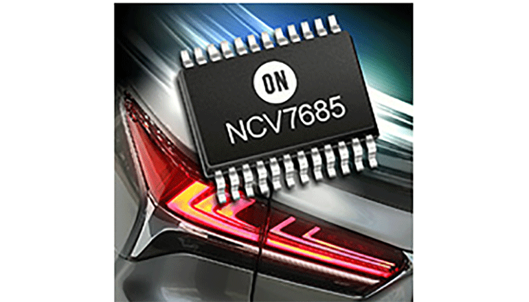 自動車のLED照明を高性能・機能的にするデバイス登場