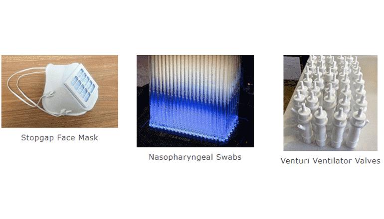 コロナ禍を乗り越える、3Dプリントネットワークでオンデマンド生産