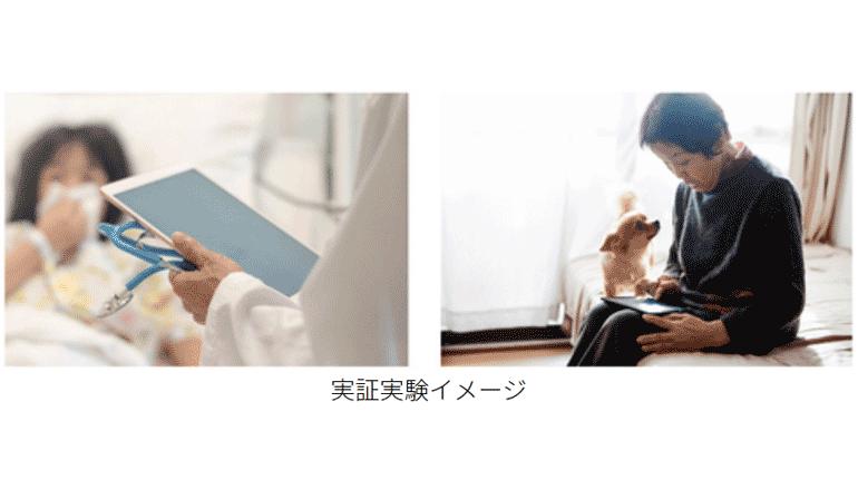 入院患者とのコミュニケーション、応対をリモートでしっかりと」
