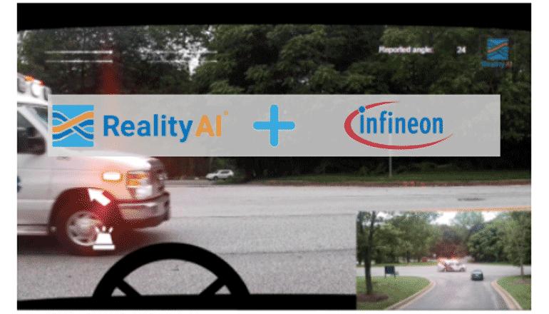 耳をもったクルマが視野外の他車を検知、最高の自動車安全水準へ