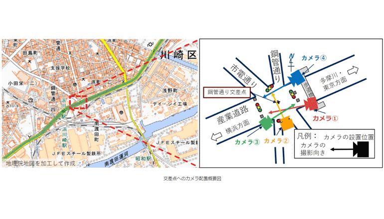量子コンピュータにて交差点の流れを解析、交通渋滞の解消へ