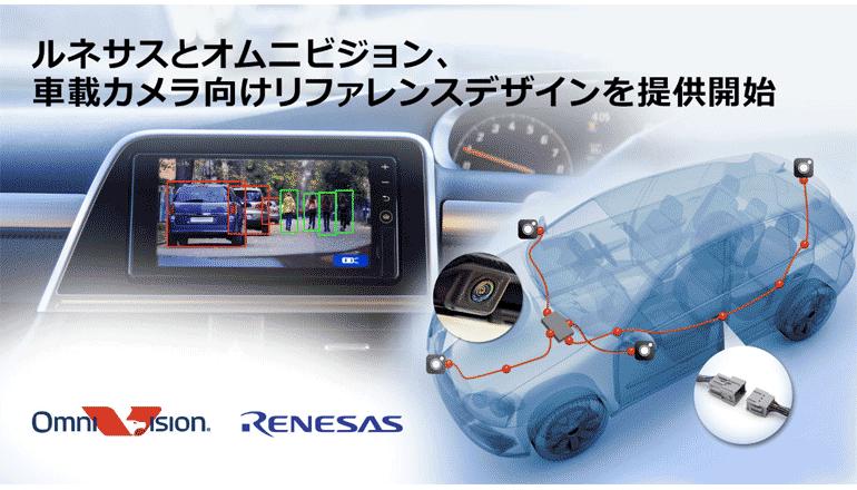 変調アナログ信号×高性能イメージセンサでADASを新次元に