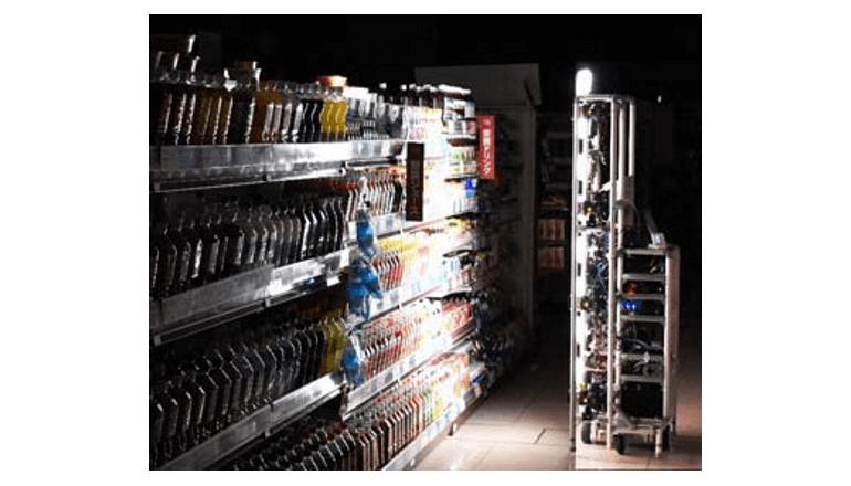 国内初、スーパーマーケットで業務代行AIロボットを採用