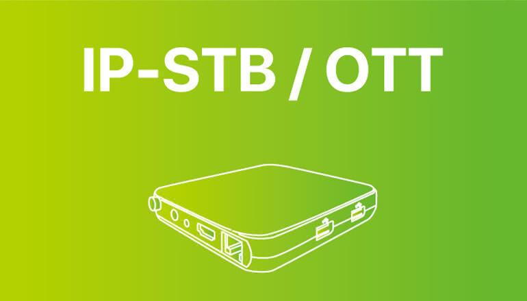 4K対応IP-STBのODM製品を提供